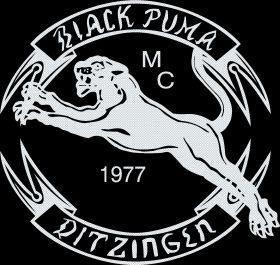 Black Puma Logo